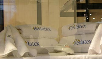Hotel supplies, hotel industry, hotel linen, bed linen, towels and bathrobes for hotels, and the community